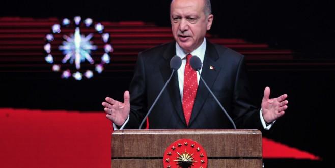 Cumhurbaşkanı Erdoğan, Yargı Reform Stratejisi Belgesi'ni açıkladı