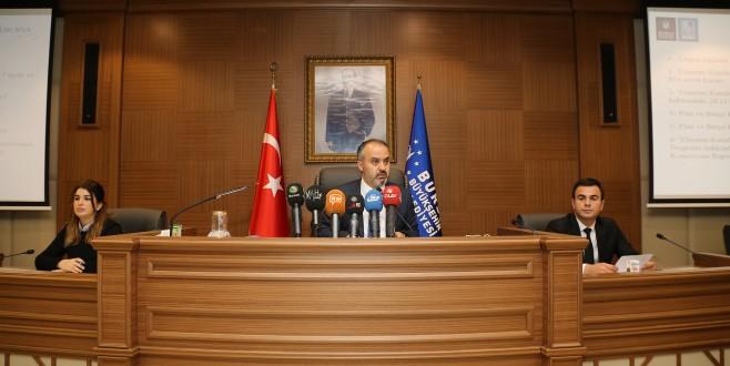 """""""Derdimiz, heyecanımız ve aşkımız Bursa'dır"""""""