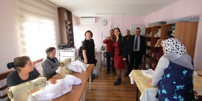 Doruk Sağlık Grubu'ndan Onkoday'a ziyaret