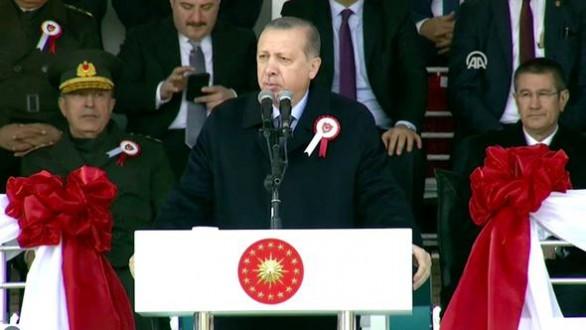 Erdoğan'dan flaş açıklama: Hamle yapmak zorundayız