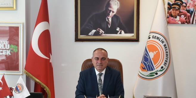 Gemlik Belediyesi'nde en düşük ücret 3 bin 100 lira