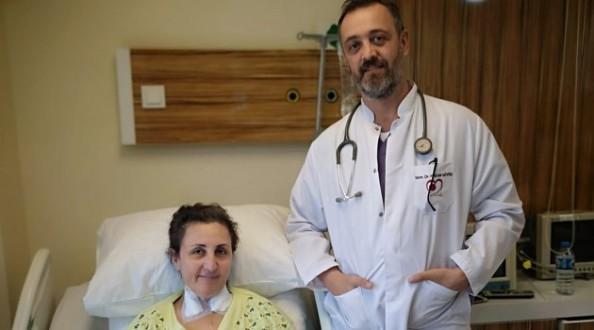 Göğüs ve baş ağrısıyla geldi, iki aşamalı operasyonla hayata döndürüldü!..