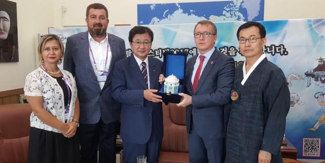 Güney Kore'de 'Türk Kültürü Günü'