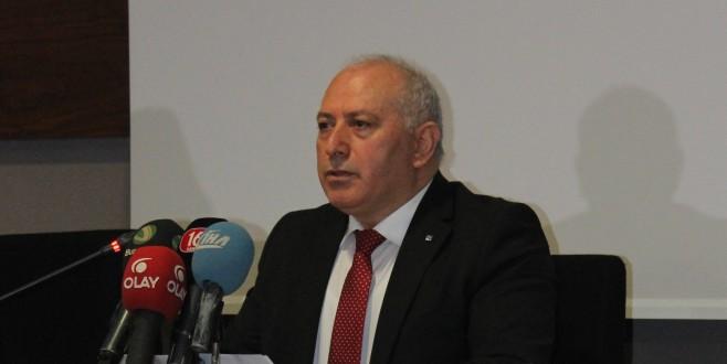 İMO'dan Bursa Büyükşehir İmar Yönetmeliği'ne Eleştiri…