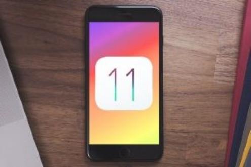 iOS 11 ile iPhone'lara 'gizli tuş' geldi