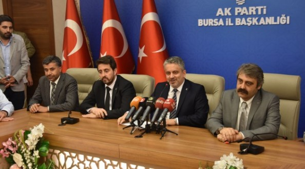 İşte AK Parti Bursa Milletvekili Aday Listesi