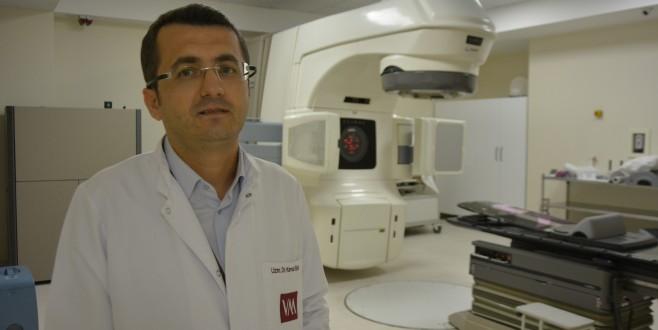 Kanserle savaşta radyoterapinin önemi