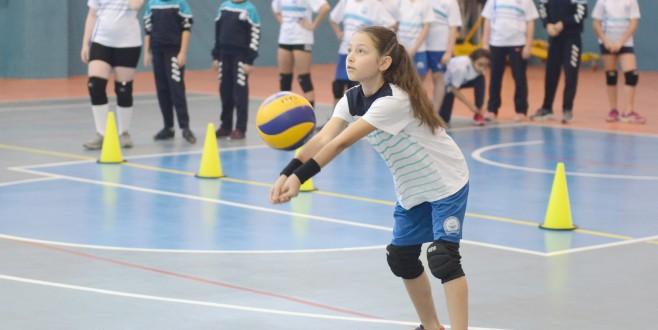 Kış Spor Okulları Yıldırımlı Minikleri Bekliyor