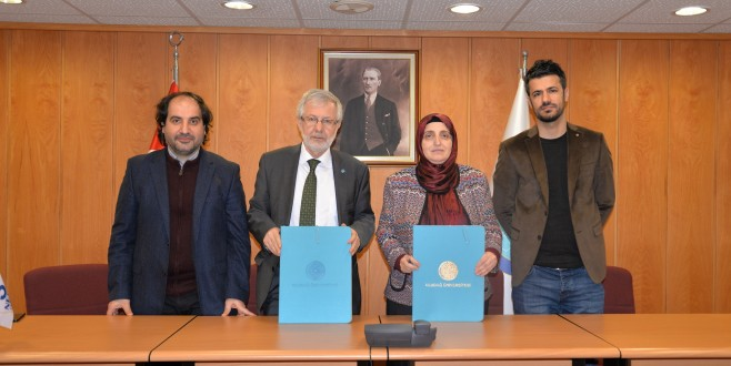 Kız Lisesi'ne Uludağ Üniversitesi'nden bilimsel destek