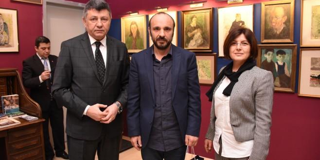 Malik Aksel Bursa'da anıldı