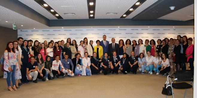 Medicana'da hemşireler haftası buluşması