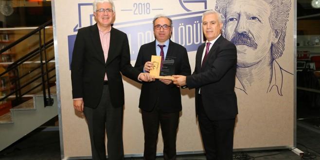 Mehmet H. Doğan Ödülü Alphan Akgül'ün oldu