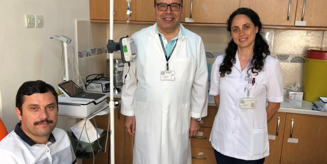 MS tedavisinde Uludağ Üniversitesi'nde bir ilk