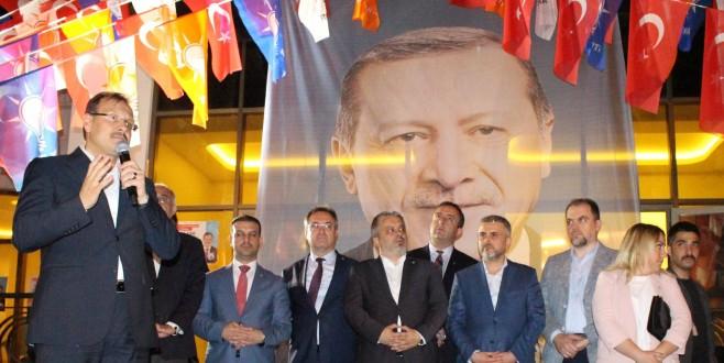 Nilüfer'de AK Parti Rüzgârı…