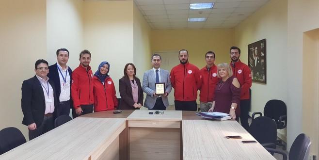Organ bağış rekortmeni Bursa'dan yeni rekor