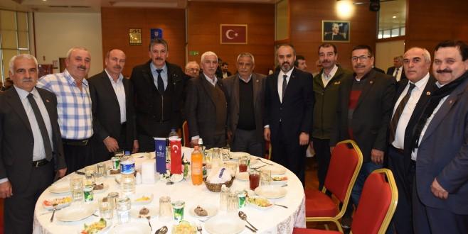 Osmangazi, Büyükşehir ile değişecek