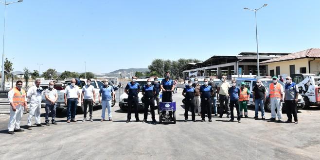 Osmangazi'de 917 Personel İle Bayram Seferberliği
