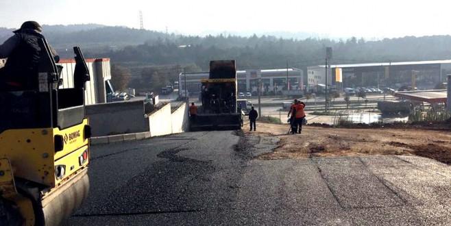 Osmangazi'de Asfalt Atağı