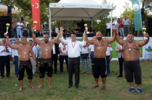 Osmangazi'de İncir Festivali Coşkusu