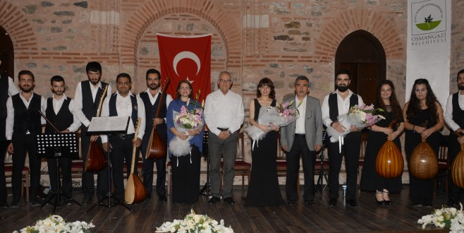 Osmangazi'de Muhteşem Konser