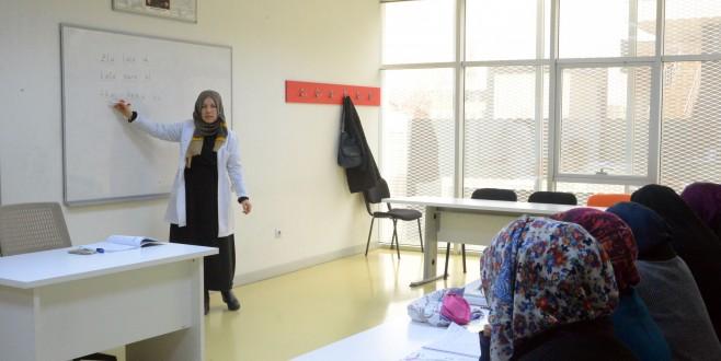 Osmangazi'de Okuma-Yazma Seferberliği