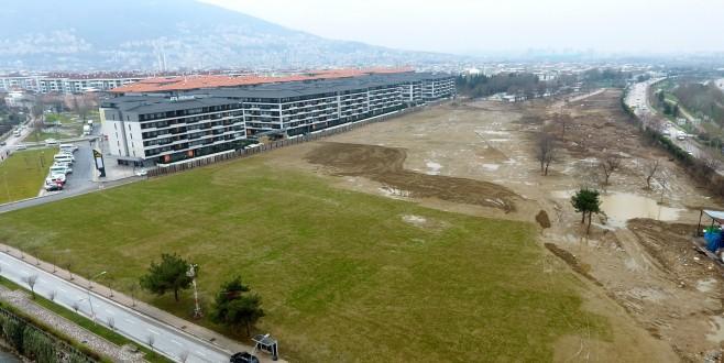 """Osmangazi'den Bursa'ya yakışacak """"Millet Bahçesi"""""""