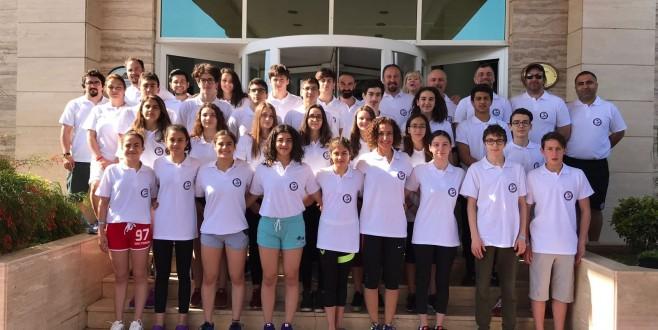 Osmangazili Yüzücüler Milli Takım Yolcusu