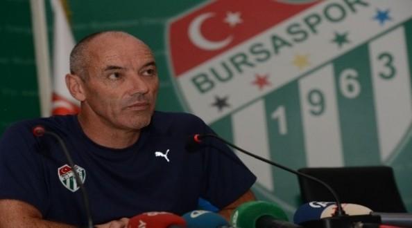 """Paul Le Guen: """"Beşiktaş galibiyeti hak etti"""""""