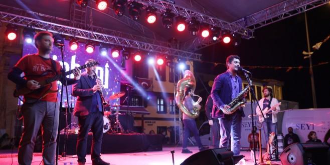 Pinhani'den Mudanya'da Unutulmaz Konser