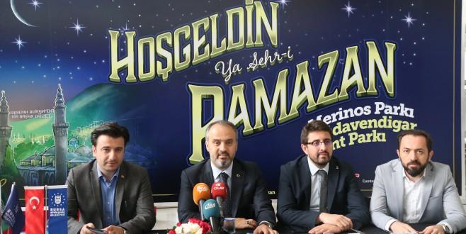 Ramazan'ın manevi iklimi Bursa'yı saracak