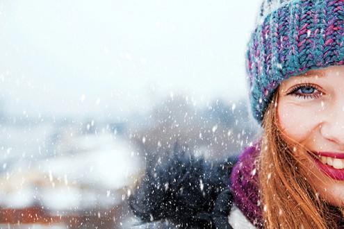 Soğuk Havalarda Gözlerinizi Korumanın Yolları