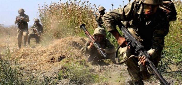 Son dakika: Türk askeri 9 yıl sonra o bölgede!