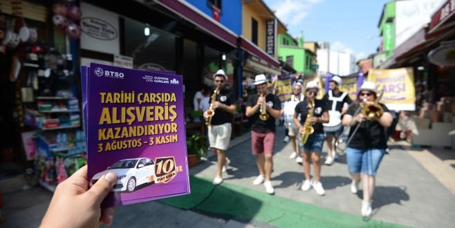 Sosyal Medya Fenomenleri Payitaht Çarşı'ya Alışverişe Geliyor