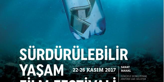 Sürdürülebilir Yaşam Film Festivali üçüncü kez Bursa'da