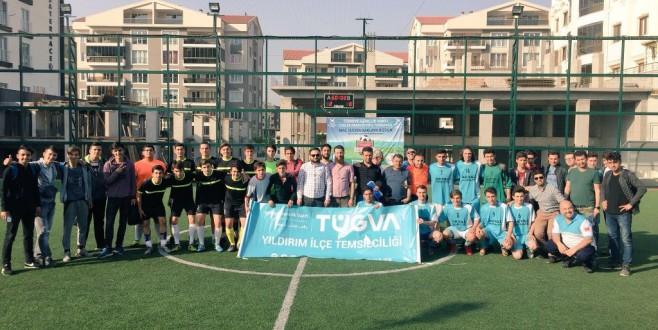 TÜGVA Yıldırım GençLig Turnuvası Başladı