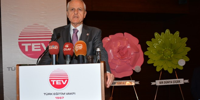 Türk Eğitim Vakfı'ndan Bursa'ya '50. Yıl Umut Ziyareti'