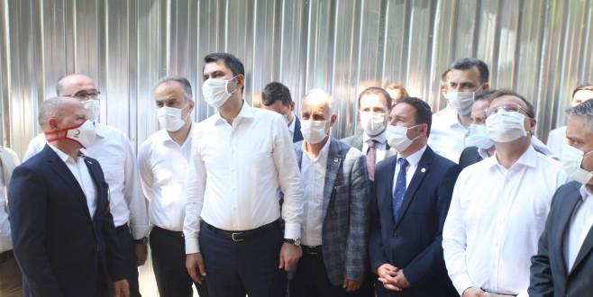 Türk Kızılay Bursa'dan Merhamet Elini Güçlendiren Takas