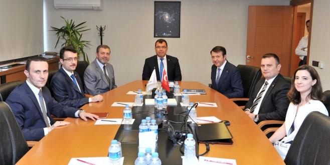 Türkiye'nin Uzay Temalı İlk Merkezinin İnşaatı Ağustos'ta Hazır
