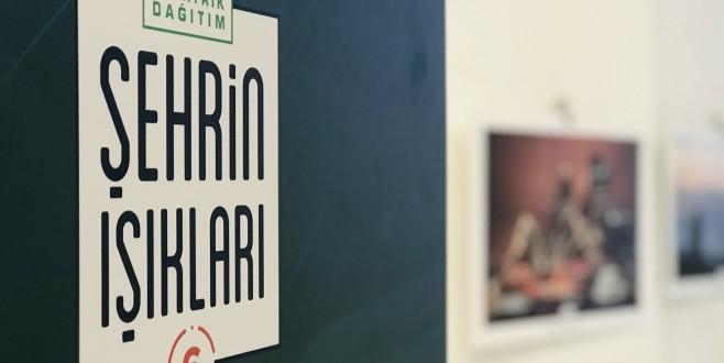UEDAŞ'ın Şehrin Işıkları Sergisi Açıldı