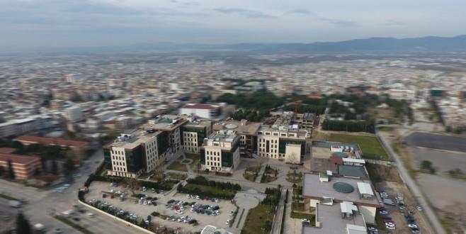 Ulaştırma ve Lojistiğin Kalbi Sanayi Kenti Bursa'da Atacak