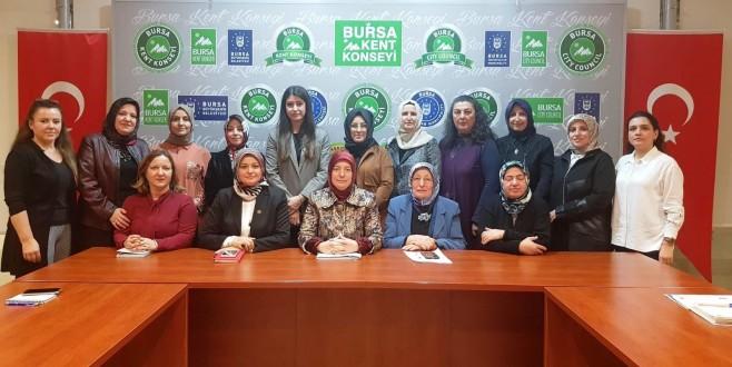 Vekil Gözgeç'ten Kadın Meclisine Ziyaret…