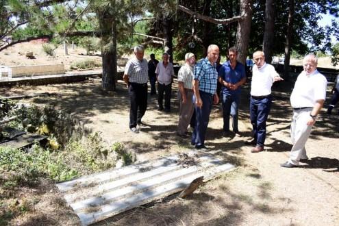 Yenişehir Belediyesi tarihi canlandırmak için harekete geçti