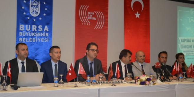 Yerel gazetelerin internet haber sitelerine çağ atlatacak iki proje Bursa'da tanıtıldı