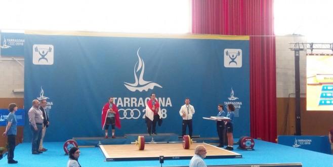 Yıldırım'a Madalyalar 18. Akdeniz Oyunları'ndan
