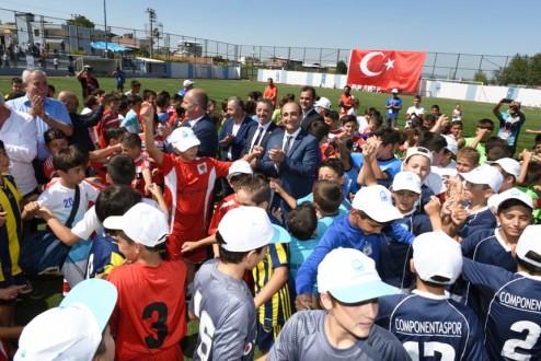 Yıldırım'da Futbol Şöleni heyecanı