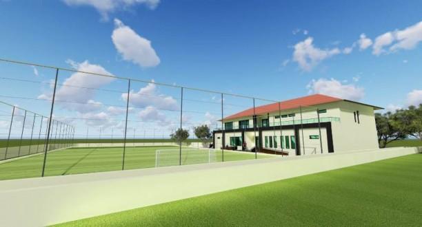Yıldırım modern bir spor tesisine daha kavuşuyor